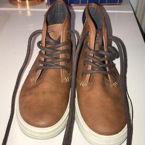 Nautica boys Booties brown